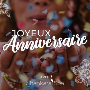 Shankara Spa - Anniversaire - Nouméa - Nouvelle Calédonie