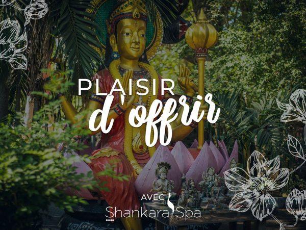 Shankara Spa - Plaisir d'offrir - Nouméa - Nouvelle Calédonie