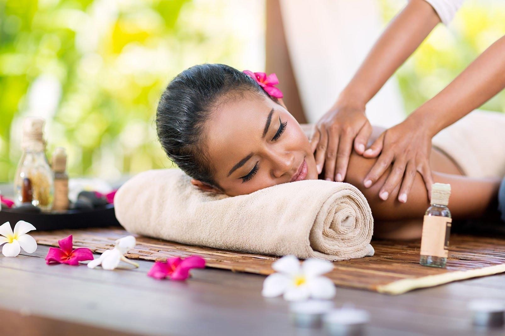 Shankara Spa - Massage Balinais - Nouméa - Nouvelle Calédonie