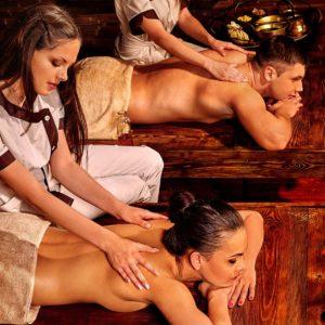 Shankara Spa - Massage duo abhyanga - Nouméa - Nouvelle Calédonie