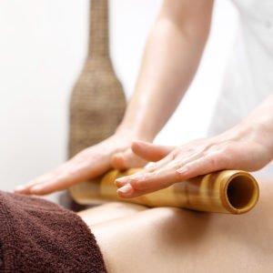 Shankara Spa - Massage royal aux bambous - Nouméa - Nouvelle Calédonie