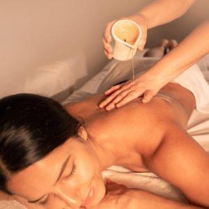Shankara Spa - Massage à la bougie - Nouméa - Nouvelle Calédonie