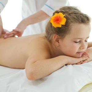 Shankara Spa - Massage de relaxation enfants et ados - Nouméa - Nouvelle Calédonie